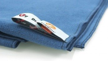 Dr.Bacty Training Towel L Navy
