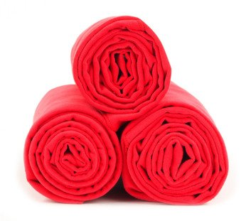 Dr. Bacty Training Towel S Red